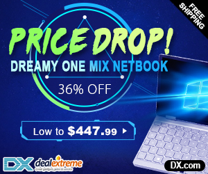 36% OFF for Mix Netbook