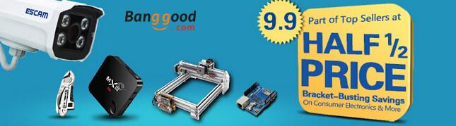 Electronics - Banggood