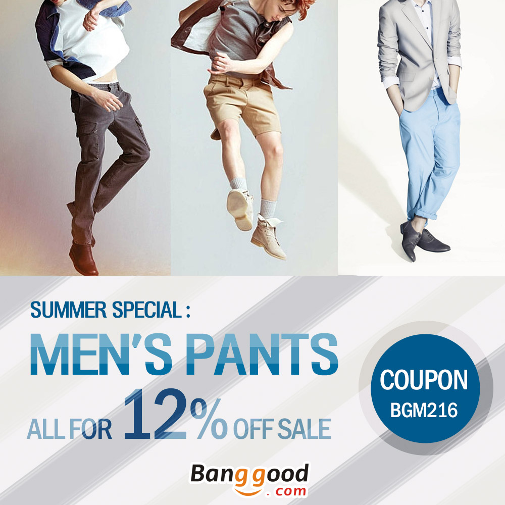 Banggood Pants