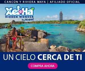 Parque Xel-Há un paraiso para Snorkel y actividades acuáticas + comida buffet y bebidas ilimitadas. Tulum, Riviera Maya.