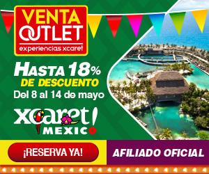 Experiencias Xcaret Outlet Suscríbete ahora y elige primero ¡Descuentos exclusivos! Cancun, Mexico.
