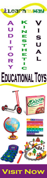I Learn My Way Educational Toys