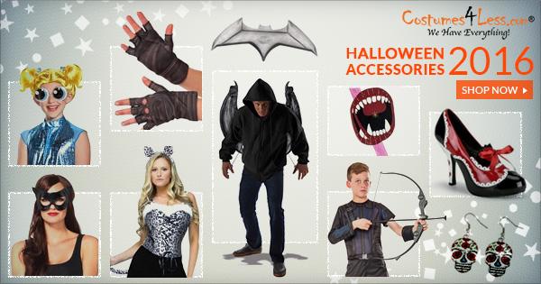 Halloween Costumes Accessories 2016