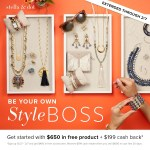 Stella and Dot Independent Stylist Program