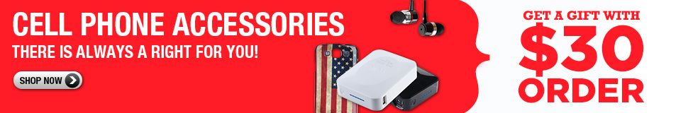 Consumer Electronics on low prices + free shipping