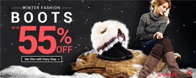Winter Boots: UP to 55% OFF for Warm and Chic Look!