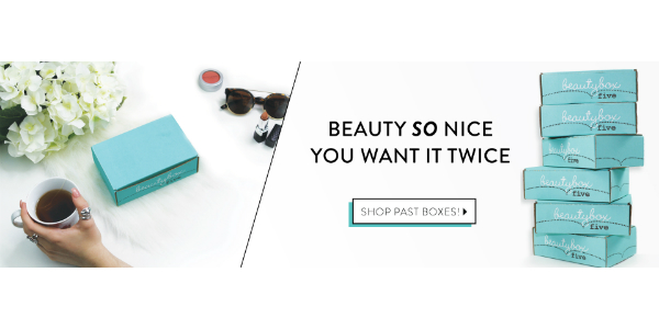 Get Free Shipping on your purchase of $50 or more at BeautyBox5Shop.com