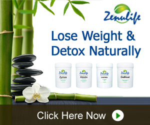 Lose weight and detox naturally