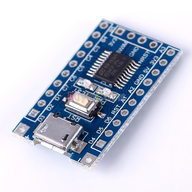 New STM8S103F3P6 ARM STM8 Minimum System Development Board Module For Arduino