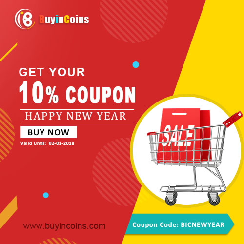 Hello 2018! New Year's Eve - 10% Coupon Available. Get Now!