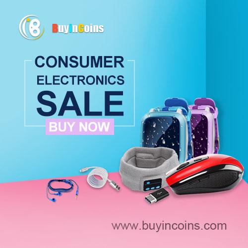 Consumer Electronics Sale!