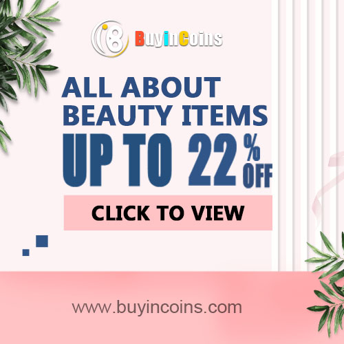 Up to 22% off! All about Beauty Items! Time is limited. Join Now!