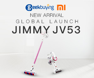 Global Launch Xiaomi Jimmy JV53 - Free Cleaning Accessory with the first 100 purchases!