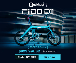 Save an extra $300 with the coupon: D11BIKE