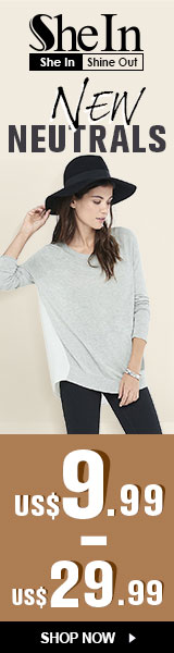 New Neutrals $9.99 - $29.99 at us.SheIn.com! US Only sale ends 10/1