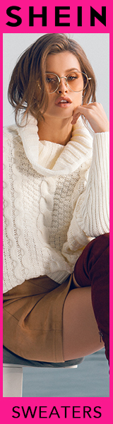 Fantastic Deals on Sweaters!  Visit SheIn.com Limited Time Offer!