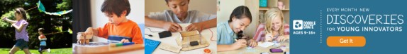 Doodle Crate Inspires Young Innovators