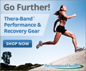 Shop Thera-Band Performance and Recovery Gear at PerformanceHealth.com