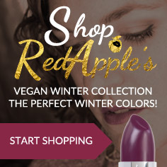Get the perfect vegan winter colors this season!