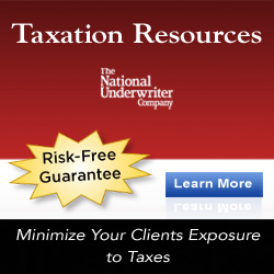 Taxation Policy Resources at NationalUnderwriter.com