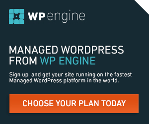 WP Engine Fastest Managed WordPress Platform
