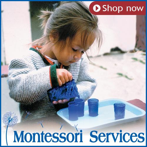 Montessori Services - Shop Now