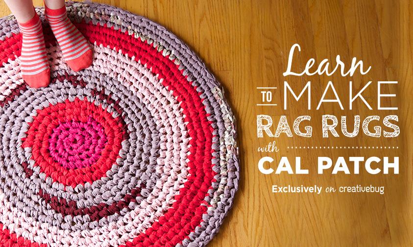 Crochet A Rag Rug