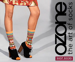 Ozone Socks sock of the month club