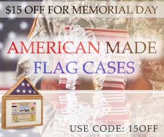 We offer large saving on flag display cases, American flags, save today additional 15% off over our 50% discount flag casess