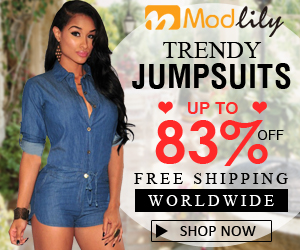 Jumpsuits sale: enjoy up to 83% off for jumpsuits and rompers. More than 600 styles for your choice! Free shipping worldwide!