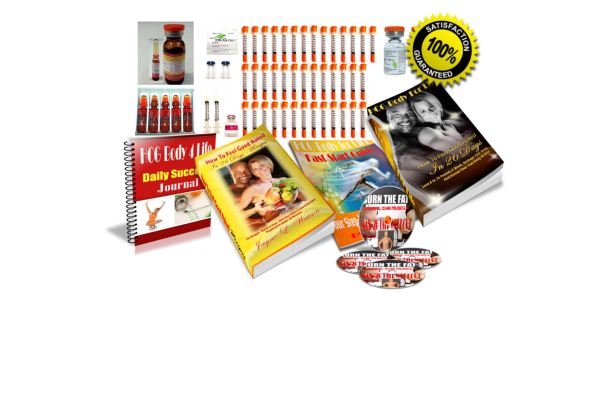 Complete 26 Day HCG Starter Kit