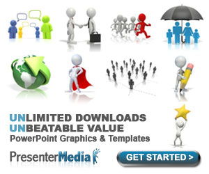 Download Unlimited PowerPoint templates
