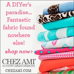 Fabric Chez Ami by Patsy Aiken Designs