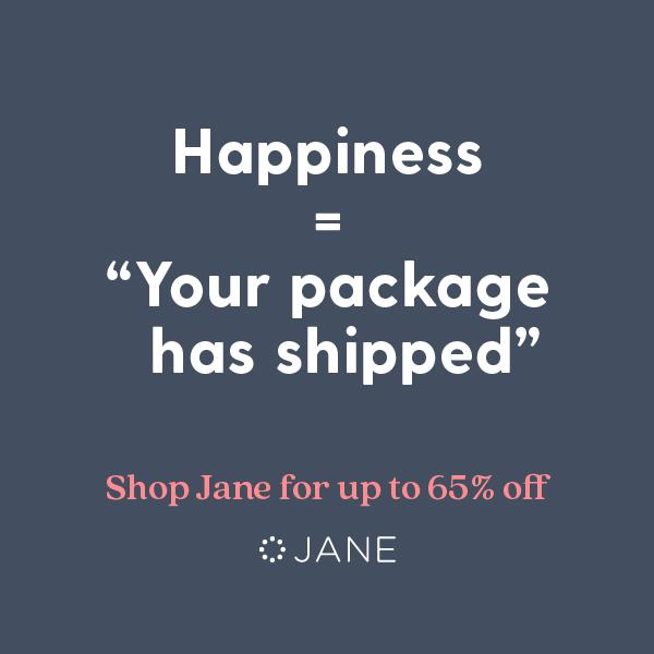 Jane closet cleanse - shop Jane basics
