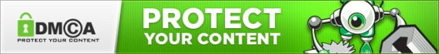 keep an eye on your content with dmca'.com's protection program