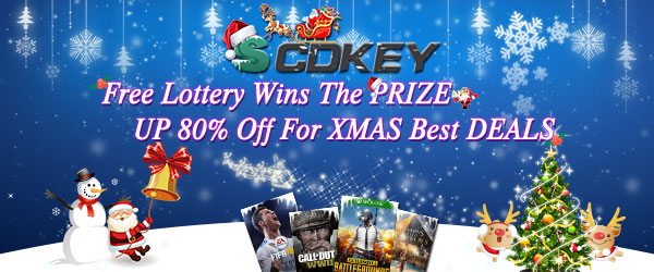 Free lottery wins the prize, UP 80% off for XMAS best deals -