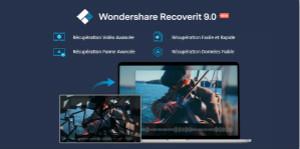 La nouvelle version de Wondershare Recoverit 9.0 ARRIVE. Ce tout nouveau produit sera plus stable, plus professionnel et plus convivial que jamais.