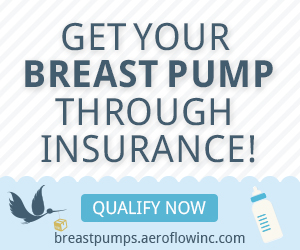 Breast Pump Through Insurance Landing Page