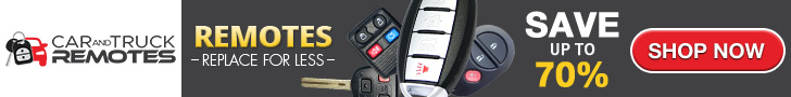 Keyless Entry Remotes, Key Fobs, Replacement Car Remotes