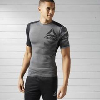 Reebok's Performance Apparel to enhance your workout style!- A Little Bit Of Something- performance apparel this one is incredibly cool and super supportive.Compression fit.