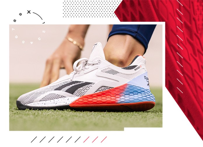 Get Reebok's All New Nano X!