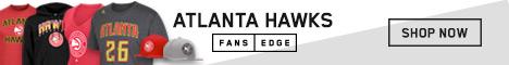 Shop the newest Atlanta Hawks gear at FansEdge!