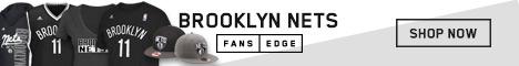 Shop the newest Brooklyn Nets gear at FansEdge!