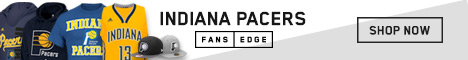 Shop the newest Indiana Pacers gear at FansEdge!