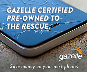 Gazelle Certified Pre-Owned to the Rescue!