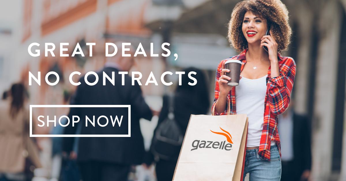 Gazelle Trade In