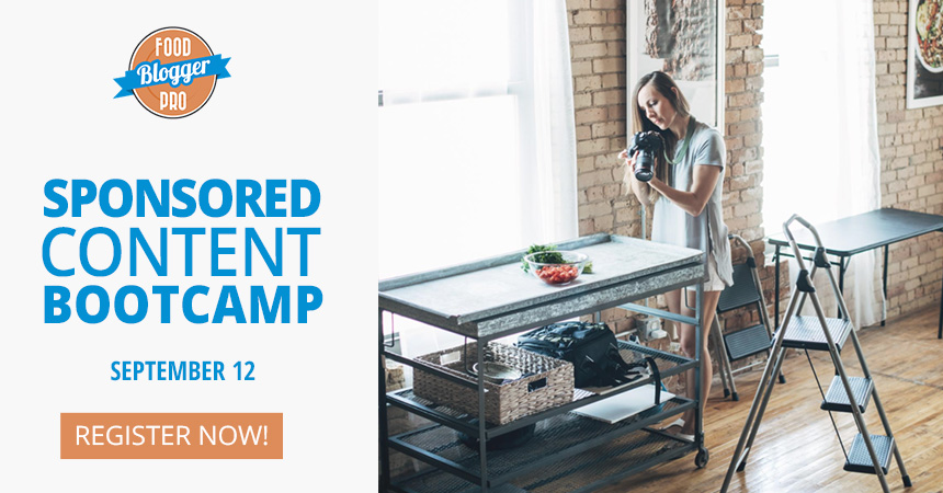Sponsored Content Bootcamp