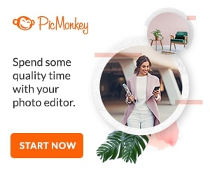 Spend some quality time with PicMonkey