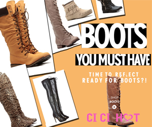 Shop latest and fashion women boots at CiCiHot