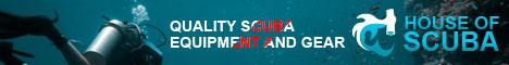 Scuba diving equipment and scuba gear at HouseofScuba.com